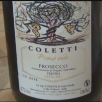 Les vins de l'azienda italienne COLETTI VINI. #italie #prosecco
