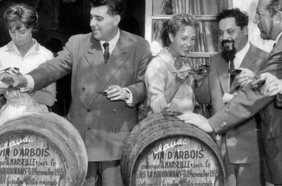 Henri Maire, emblème des vins jurassiens  #jura #arbois #vinjaune #henrimaire