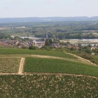Pouilly -sur-Loire et Pouilly fumé chez Guy Baudin #pouilly #loire #guybaudin