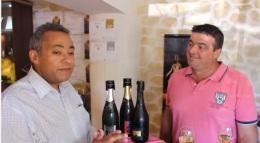 Visite à la Maison Laurent Lequart   #champagne #marne#france