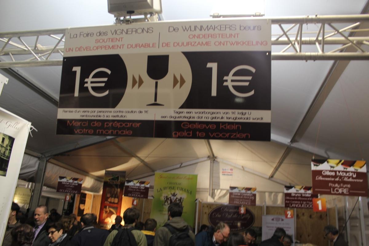 La foire des vignerons de Saint-Gilles (Bruxelles) a connu un grand succès. #bruxelles #vin #belgique
