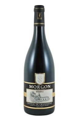 Présentation du Morgon Corcelette 2012 réserve du Château de Grandmont #morgon #vin #france#beaujolais