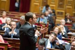 France. Loi Macron. Le Sénat différencie publicité et information sur le vin #loievin#macron