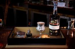 #Zacapa Room : #rhum et #chocolat #belge à#Bruxelles