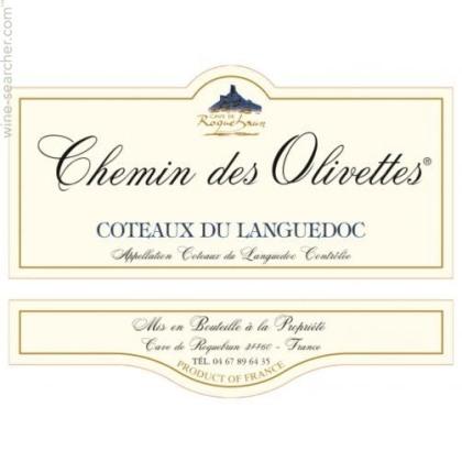 Dégusté pour vous: Cave de Roquebrun Chemin des Olivettes 2014. #langeudoc#france