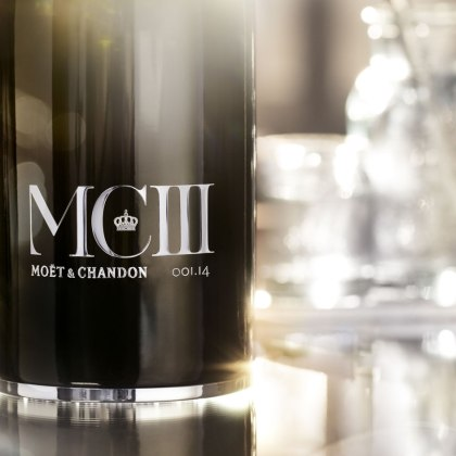 Champagne MCIII Le Haut de gamme deLVMH