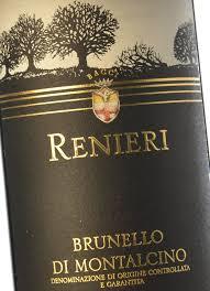 Renieri di Montalcino: par la tradition, le vin ! #montalcino#toscana