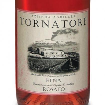 Tornatore Etna Rosato 2014 #etna#italie