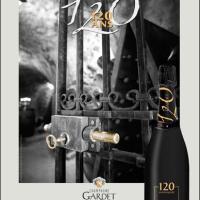 Les 120 ans du Champagne Gardet