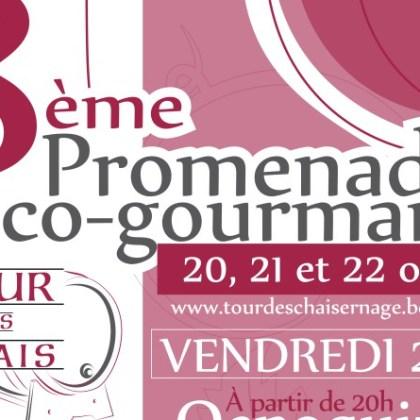 8ème « Tour des Chais », à Ernage, les 21 et 22Octobre